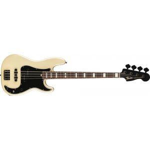 Fender Duff McKagan Deluxe Precision Bass White Pearl
