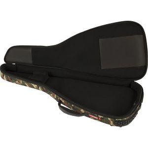 Fender FE920 Camo Electric Guitar Gig Bag Woodland Camo