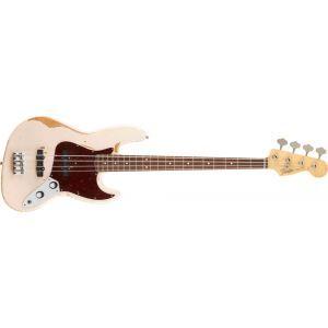 Fender Flea Jazz Bass Shell Pink