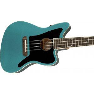 Fender Fullerton Jazzmaster Uke Tidepool