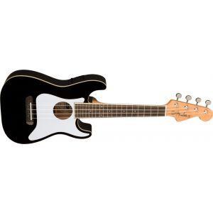Fender Fullerton Strat Uke Black