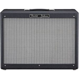 Fender Hot Rod Deluxe 112 Enclosure Black and Silver