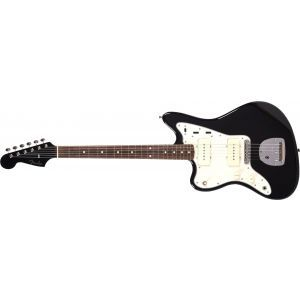 Fender 2019 Limited Edition MIJ Traditional '60s Jazzmaster Left-Handed Black