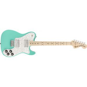 Fender 2020 Limited Edition Traditional 70s Tele Deluxe Sea Foam Green