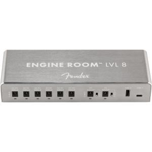 Fender Engine Room LVL8 Power Supply Gray
