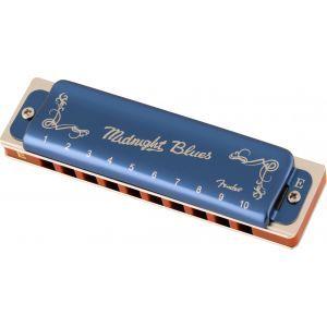 Fender Midnight Blues Harmonica E