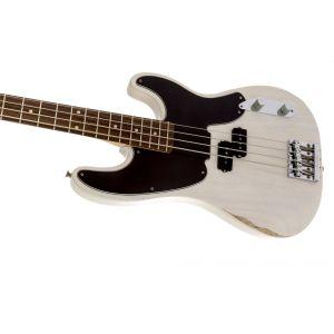 Fender Mike Dirnt Road Worn Precision Bass White Blonde