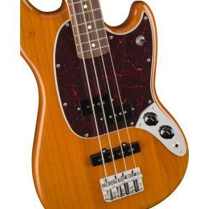 Fender Player Mustang Bass PJ Aged Natural