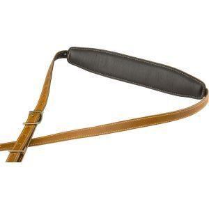 Fender Mustang Saddle Strap - Long Butterscotch