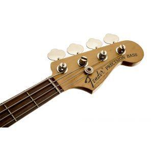 Fender Nate Mendel P Bass Candy Apple Red