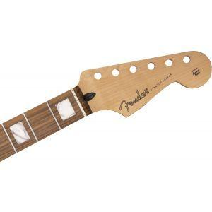 Fender Player Series Stratocaster Neck w/Block Inlays 22 Medium Jumbo Frets Pau Ferro Natural