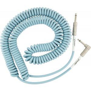 Fender Original Series Coil Cable Daphne Blue