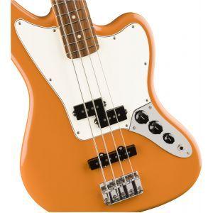 Fender Player Jaguar Bass Capri Orange