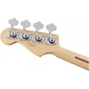 Fender Player Jazz Bass Fretless Polar White