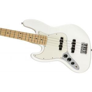 Fender Player Jazz Bass Left-Handed Polar White