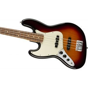 Fender Player Jazz Bass Left-Handed 3-Color Sunburst