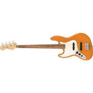 Fender Player Jazz Bass Left-Handed Capri Orange