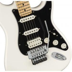 Fender Player Stratocaster Floyd Rose HSS Polar White