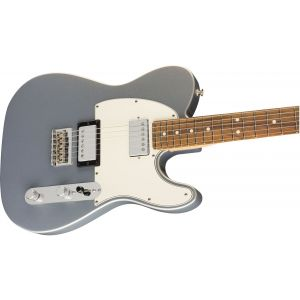 Fender Player Telecaster HH Silver