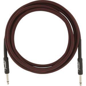 Fender Professional Series Instrument Cable Tweed Red Tweed
