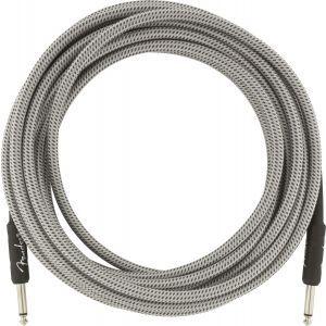 Fender Professional Series Instrument Cable Tweed White Tweed
