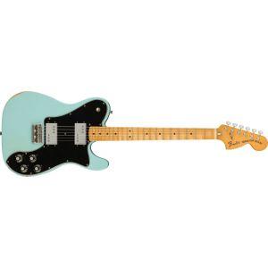 Fender Vintera Road Worn 70s Telecaster Deluxe Daphne Blue
