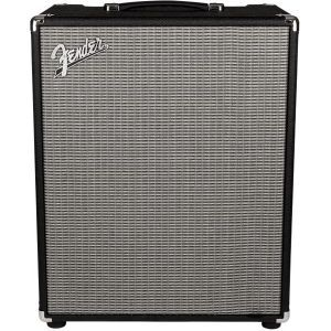 Fender Rumble 200 Black and Silver