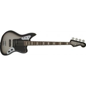 Fender Troy Sanders Jaguar Bass Silverburst