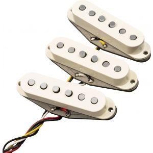 Fender Vintera 60s Modified Stratocaster Pickup Set Aged White