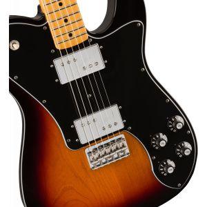 Fender Vintera 70s Telecaster Deluxe 3-Color Sunburst