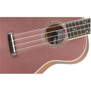 Fender Zuma Classic Concert Ukulele Burgundy Mist