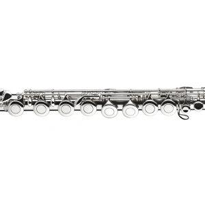 Flaute cu Gauri Inchise
