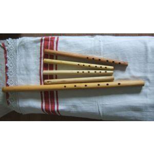 Segercz Fluier Traditional Ciobanesc Alun Fa