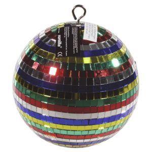 Glob de oglinzi Eurolite 20cm multicolor