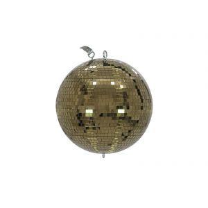 Glob de oglinzi Eurolite 30cm auriu
