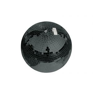 Glob de oglinzi Eurolite 30cm negru
