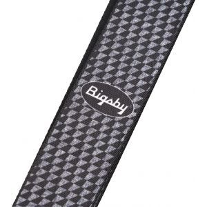 Gretsch Guitars Bigsby Hounds Tooth Strap Black