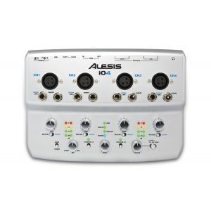 Interfata audio Alesis IO 4
