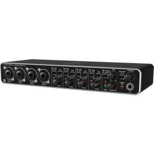 Interfata Audio Behringer UMC 404 HD