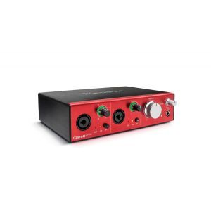 Interfata Audio Focusrite Clarett 2Pre