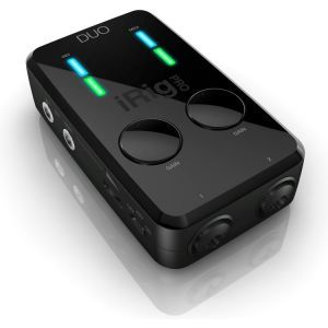 Interfata Audio IK Multimedia iRig Pro DUO
