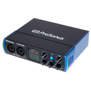 Interfata Audio Presonus Studio 24c