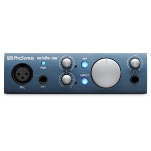 Interfata Audio Presonus AudioBox iOne