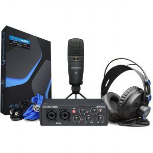 Interfata Audio Presonus AudioBox USB 96 Studio - 25th Anniversary
