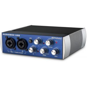Interfata Audio Presonus AudioBox USB