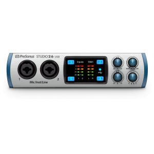 Interfata Audio Presonus Studio 26