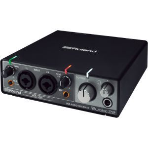 Interfata Audio Roland Rubix22