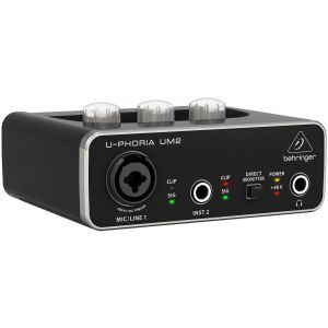 Interfata Audio Usb Behringer Um2