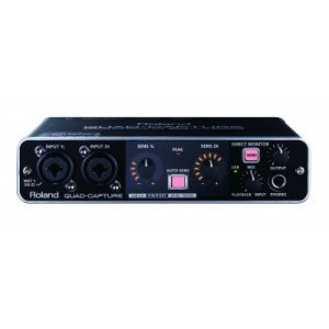 Interfata Audio USB Roland UA 55 Quad Capture