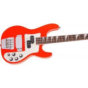 Jackson X Series Concert Bass CBXNT DX IV Rocket Red
